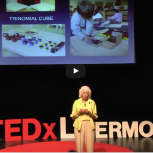 Judi Bauerlein's TED Talk on Montessori